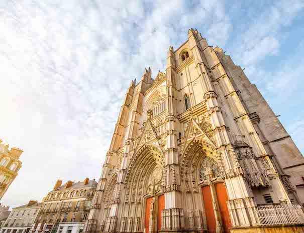 Visite de la Cathedrale de Nantes