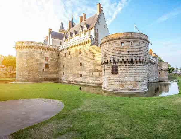 visite Chateau ducs bretagne nantes