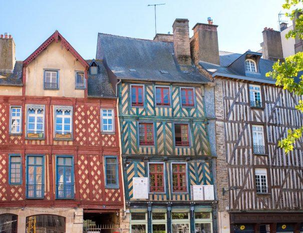 Voyage sur mesure à Rennes en Bretagne