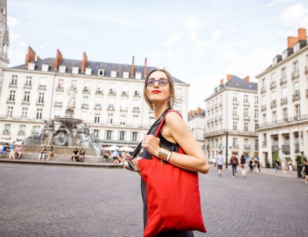 Visite de Nantes avec un habitant
