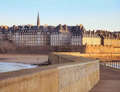 Fortified city of Saint Malo