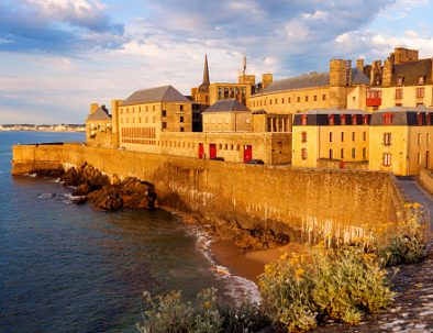 saint-Malo fortifiee