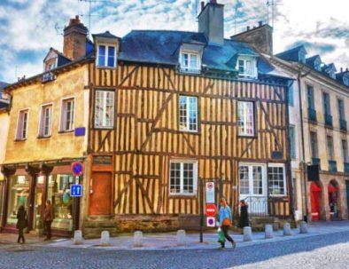 Visite guidée du centre historique de Rennes