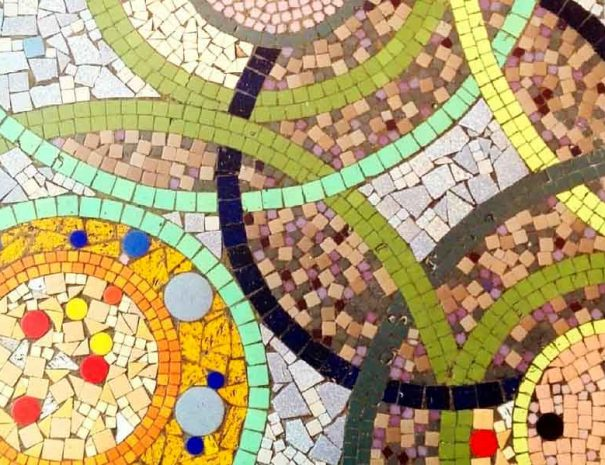 History of Odorico and mosaic in Rennes during your city breaks