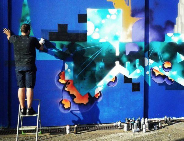 Initiation Street Art à Rennes
