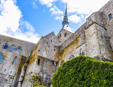 Private visit of the Mont-Saint-Michel abbey
