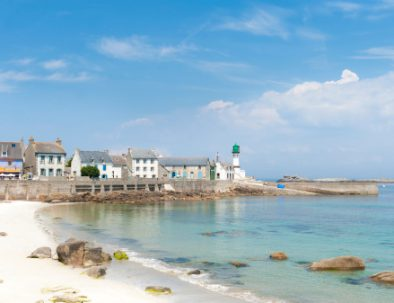 Ile de Sein dans le Sud du Finistère