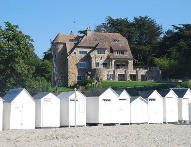 Hotel le Manoir de Dalmore, bord de mer, Finistère Sud