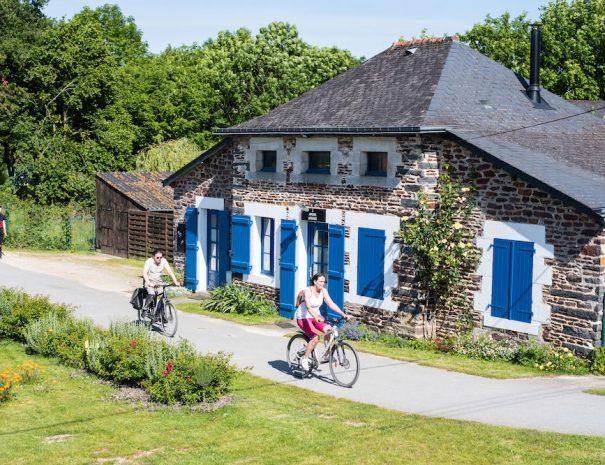 Bike tour in Rennes