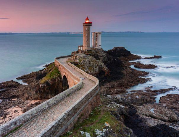 Voyage sur la route des phares en Bretagne