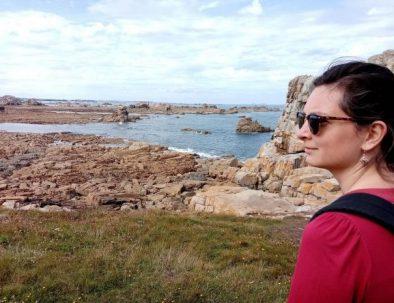 Gwen Dirigeante Bretagne Autrement Agence de Voyage Locale