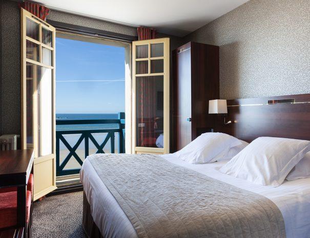 Chambre hotel les ambassadeurs saint-malo