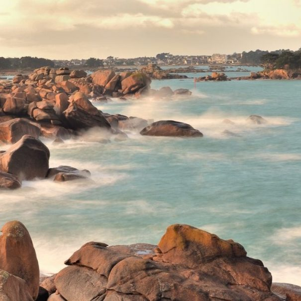 Holidays in Brittany and on the Pink Granite Coast