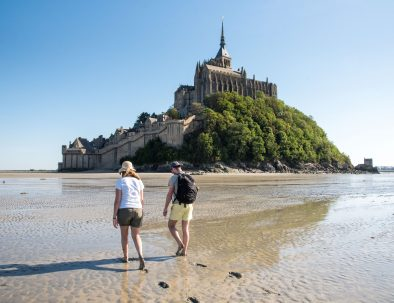 Private walking tour at the Mont Saint Michel