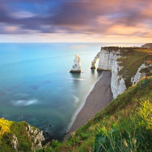 Séjour en Normandie et visite des Falaises Etretat