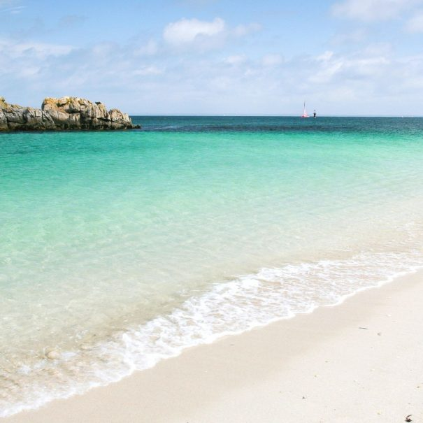 Holidays in Southern Brittany in the Glenan Archipelago