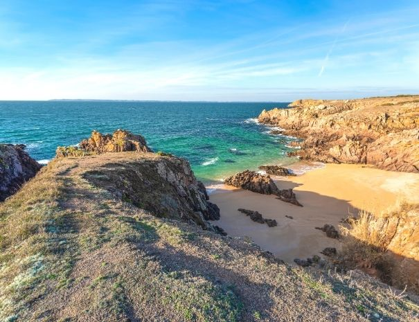 Trip to southern Brittany on the island of Houat