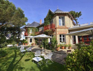 Hotel Le Saint- Christophe in La Baule