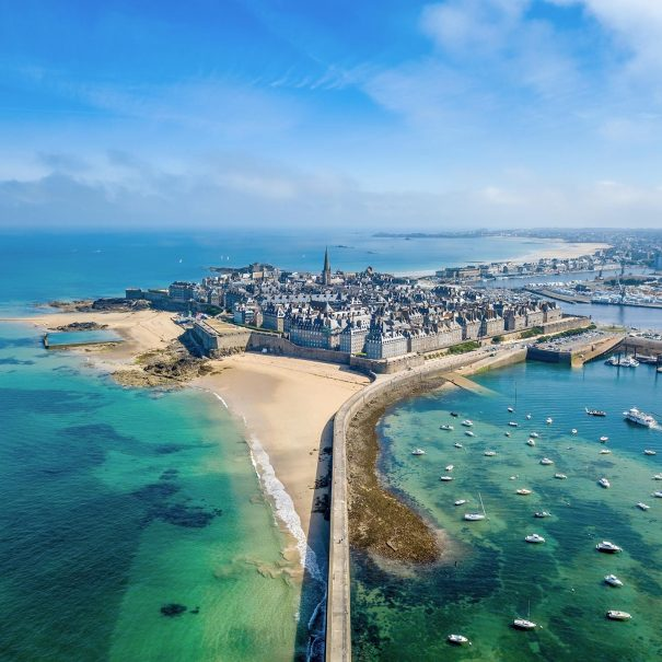 Visites privées à Saint-Malo et au Mont-Saint-Michel