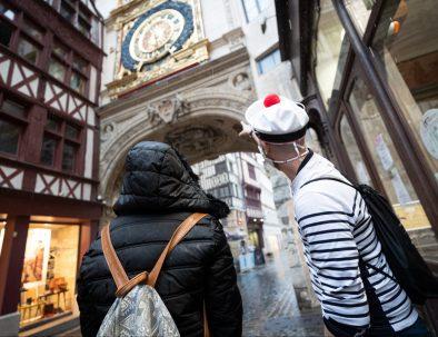 Visite de Rouen avec un habitant