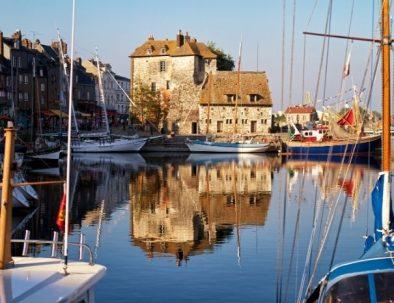 Séjour à Honfleur en Normandie