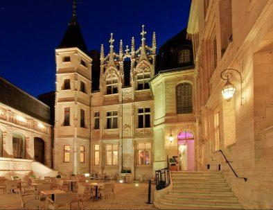 Séjour à l'Hôtel de Bourgtheroulde à Rouen