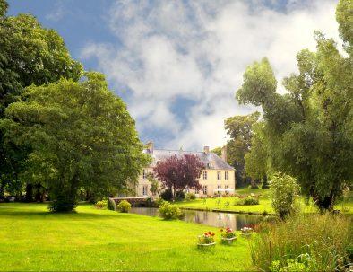 Séjour à l'hôtel Château de Bellefontaine à Bayeux près des plages du débarquement en Normandie