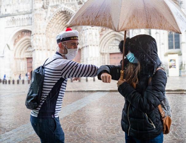 visite privée avec un habitant à Rouen