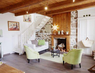 Stay at the Manoir des Petites Bretonnes on the Pink Granite Coast
