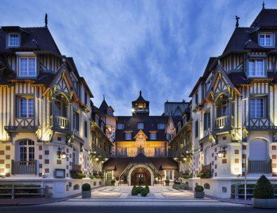 Hotel Barrière le Normandy, Deauville