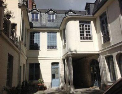 Séjour à Rouen à l'Alcove des Beaux Arts