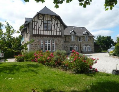 Stay in the Clerval guest house at Mont Saint Michel
