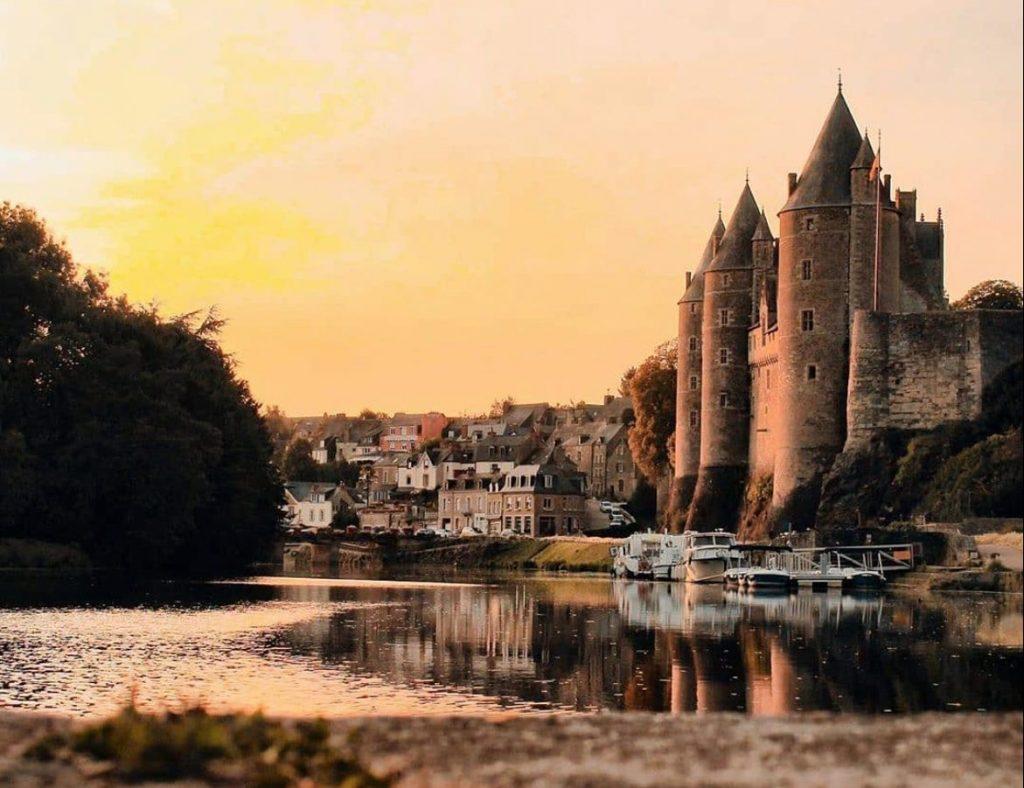 Voyage en Bretagne au temps des ducs et visite du château de Josselin