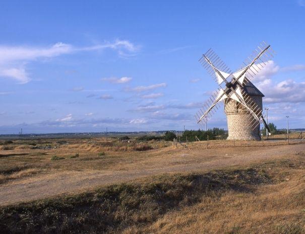 moulin à vent de Guérande